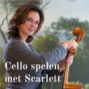 Podcast Logo Scarlett Arts