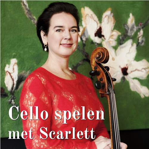 Podcast Cello spelen met Scarlett Arts